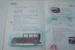 La six-cylindres 17 C.V. DELAGE. Description du chassis et des carrosseries..