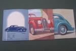 Automobiles HOTCHKISS Modèles Salon 1936..