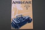 AMILCAR cabriolet décapotable 5 CV.