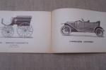 Fabrique de voitures en blanc et finies. Carrosserie automobile JAMET, La Guerche (Cher)..