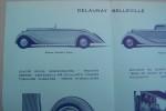 Les voitures à quatre roues indépendantes DELAUNAY BELLEVILLE. Usine et bureaux rue de l'Ermitage à Saint-Denis (Seine)..