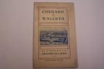 CHENARD & WALCKER à Genevilliers Année 1910 Chassis, Moteur, Voitures légères, de Ville, de Tourisme, de Place, de Livraisons..