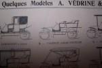 Quelques Modèles A. Védrine & Cie..