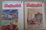 L'Automobile. L'avion - La moto - Le canot - Tourisme. Directeur Pierre LAUREYS. Rédacteur en Chef: Edmond MASSIP.. LAUREYS MASSIP