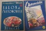 L'Automobile. Tourisme - Sports Mécaniques. Directeur Pierre LAUREYS. Rédacteur en Chef: Edmond MASSIP.. LAUREYS MASSIP
