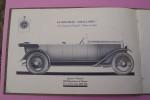 """Société Anovyme des Automobiles ZEBRE, 3 Rue Villaret-de-Joyeuse, Paris. La nouvelle """"deux-litres"""" Type Z. La nouvelle 8-10 CV Type Y.."""