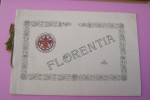 Fabrica di automobili FLORENTINA. Firenze, 1906. Cruiser FLORENTIA III. Voiture Florentia 18 HP, 40 HP, Triple-Phaeton 40-50 HP..
