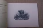 Voitures Automobiles avec moteur à pétrole Em. DELAHAYE & Cie Ingénieurs-Constructeurs, Paris Tours. 1899. Catalogue 21x16 cm, récompenses (2 pages), ...