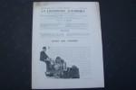LA LOCOMOTION AUTOMOBILE Fondée en 1894 par Raoul VUILLEMOT. Directeur G.LEBLANC .