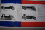 CHENARD & WALCKER à Genevilliers 1930: La 9 CV et la 14 CV 6 cylindres..