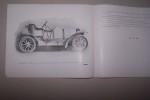 """PEUGEOT: Notes sur le moteur deux cylindres """"LION"""". Voiturette """"LION"""" de course 16 chevaux (vues de profil). Tableau des types de carrosseries ..."""