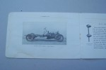 Automobiles et Moteurs F. ROSSEL & Cie.(Sochaux-Montbeliard) Les types de 1906-1907..