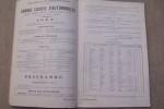 Notre première Course d'Automobiles 2-3 Mai 1898.. DIDON Louis