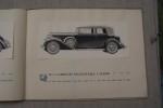 La BUICK 8 Cylindres 1932..