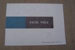 FACEL VEGA Spécifications: HK 500 et EXCELLENCE..