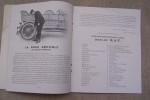 DUNLOP Pneus & accessoires pour autos 1888-1914. Direction: 4 Rue du Colonel Moll, Paris. Usine à Argenteuil..