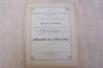 Société des Chaudières & Voitures à Vapeur système SCOTTE. TRAIN SCOTTE. Expériences sur routes du 3 Juillet au 18 Octobre 1896. Appréciations de la ...