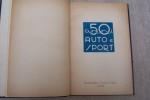 50 anni AUTO e SPORT.