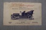 L'Autovapeur. Usines 7bis Rue Deguingand, Levallois-Perret..