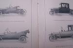Automobiles DFP Doriot-Flandrin-Parant à Courbevoie: modèles 1913..