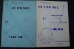 Les stratifiés et l'amateur. Volumes 1 et 2: Stratifications diverses.. TRUCHET Jean-Marc