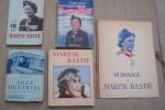 Maryse BASTIE: Hommage à Maryse Bastié Gala au Bal du Moulin Rouge 3 Décembre 1953. Virginia CLEMENT: Maruyse Bastié, Flots Bleus, 1936. Maruse ...