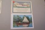 Canots de Croisière, Canoes Canadiens. Sté Ame F.O. GUITTARD à Neuilly-Paris..