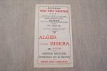 Société du Réseau Aérien Transafricain S.R.A.T. Siège: 12 Rue de Provence, Paris. Direction en Afrique: Alger, rue du Parc. Aérodromes: Hussein-Dey et ...