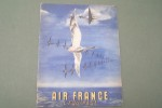 AIR FRANCE L'équipage..