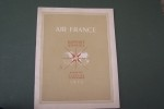 Rapport Annuel AIR FRANCE 1951.