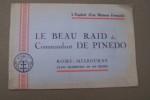 """L'Exploit d'un Moteur Français: LE BEAU RAID du Commandant DE PINEDO Rome-Melbourne 23 000 kilomètres en 160 heures sur Hydravion """"SAVOIA"""" Moteur ..."""