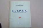 Les I.P.S.A. Infirmières, Pilotes, Secouristes de l'air. Préface du Marquis de Mun..