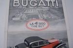 La 4L.900 TYPE 50T  BUGATTI..