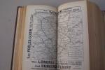 LIVRET-CHAIX MENSUEL:Tirages de Mars 1932 et Avril 1932: Chemin de fer de l'Etat, Chemin de fer Paris-Lyon-Méditerranée, Chemin de fer du Nord, ...
