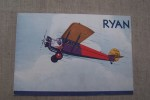 3 NEW RYANS for 1930! The RYAN FOURSOME, The RYAN BROUGHAM for SIX, The RYAN WASP BROUGHAM..
