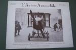 L'AVION AUTOMOBILE En vente chez Blamon, 2 rue Pernelle, Paris..