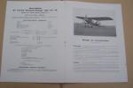 Les avions de chasse NIEUPORT-DELAGE. Description des Types 72. CI. et 62. CI. Détails de construction..