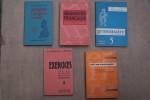 LIVRES SCOLAIRES: GRAMMAIRE, CONJUGAISON: Le nouveau Bescherelle, l'art de conjuguer. Dictionnaire des huit mille verbes usuels, Hatier, 1959. E. ...