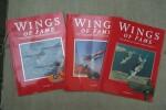 WORLD AIR POWER JOURNAL, WINGS OF FAME (Aerospace Publishing Ltd).