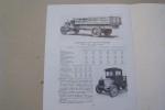 Les nouveaux camions automobiles PACKARD..