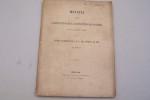 Notices sur les objets envoyés à l'Exposition de Londres de l'Année 1862 par la Société Autrichienne I. R. P. des Chemins de Fer de L'Etat..