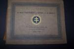 Société Lorraine des Anciens Etablissements DE DIETRICH & Cie de LUNEVILLE: Voitures et fourgons. Tenders et wagons à marchandises. En souvenir du ...