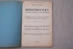 Chemins de Fer d'Alsace et de Lorraine: INSTRUCTION N°25 M.T. sur l'indicateur-enregistreur de vitesse système Flaman. Description, entretien et ...
