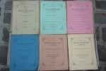 Compagnie des Chemins de Fer du Böne-Guelma et prolongements. Assemblée générale des Actionnaires. Rapport du Conseil d'Administration, des ...