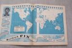 INDICATEUR CHAIX MONDIAL FER AIR MER L'Indicateur du voyageur international, The International traveller's guide RAIL AIR SEA JANVIER 1948..