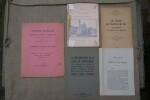 CHEMINS DE FER REGIONAUX, DEPARTEMENTAUX: Louis-H. HESCURET: Les premiers chemins de fer à Montpellier. Ouverture de nouvelles rues dans le quartier ...