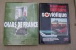 CAMIONS, BLINDES, CHARS: J.M. BONIFACE et J.G. JEUDY: Les camions de la victoire 1914-1918, Massin, 1996. David FLETCHER: War cars. British Armoured ...