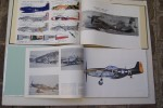 The wold aircraft in colour.. KIKUO HASHIMOTO