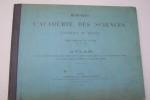 Atlas relatif au projet de machine aérostatique destinée à porter trente hommes, qui avait été préparé et rédigé par le Général Meusnier, membre de ...