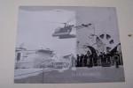 SUD AVIATION: Embarquement des hélicoptères ALOUETTE II et ALOUETTE III sur de petits bâtiments de surface. Repliage et dépliage rapide des pales ...